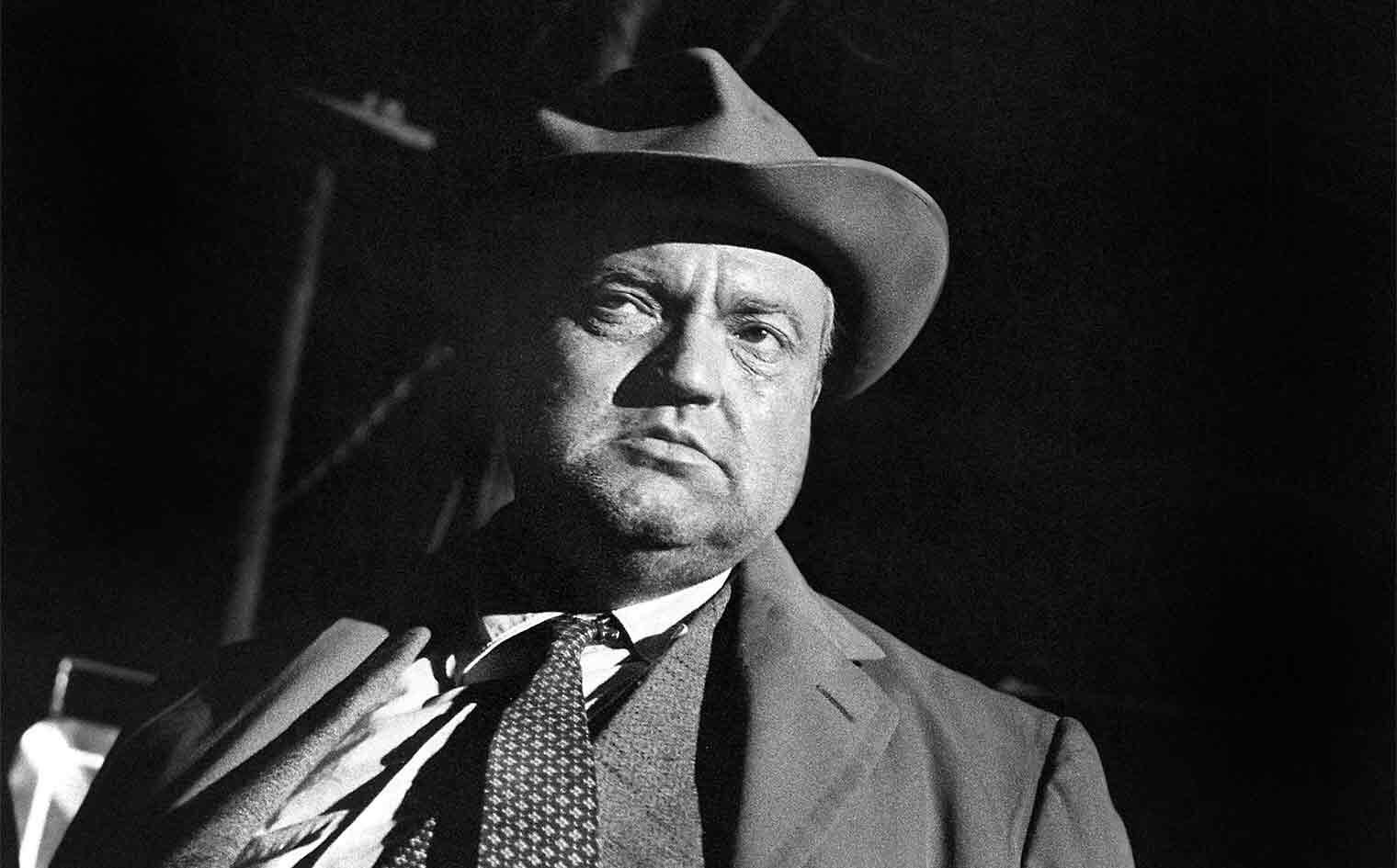 Orson Welles Citizen Kane Makeup