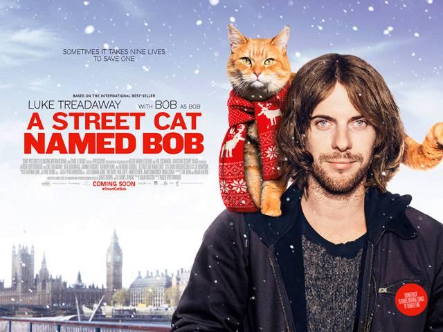 streetcat-named-bob-poster